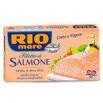 Rio Mare Salmon Fillets in Olive Oil - 150g